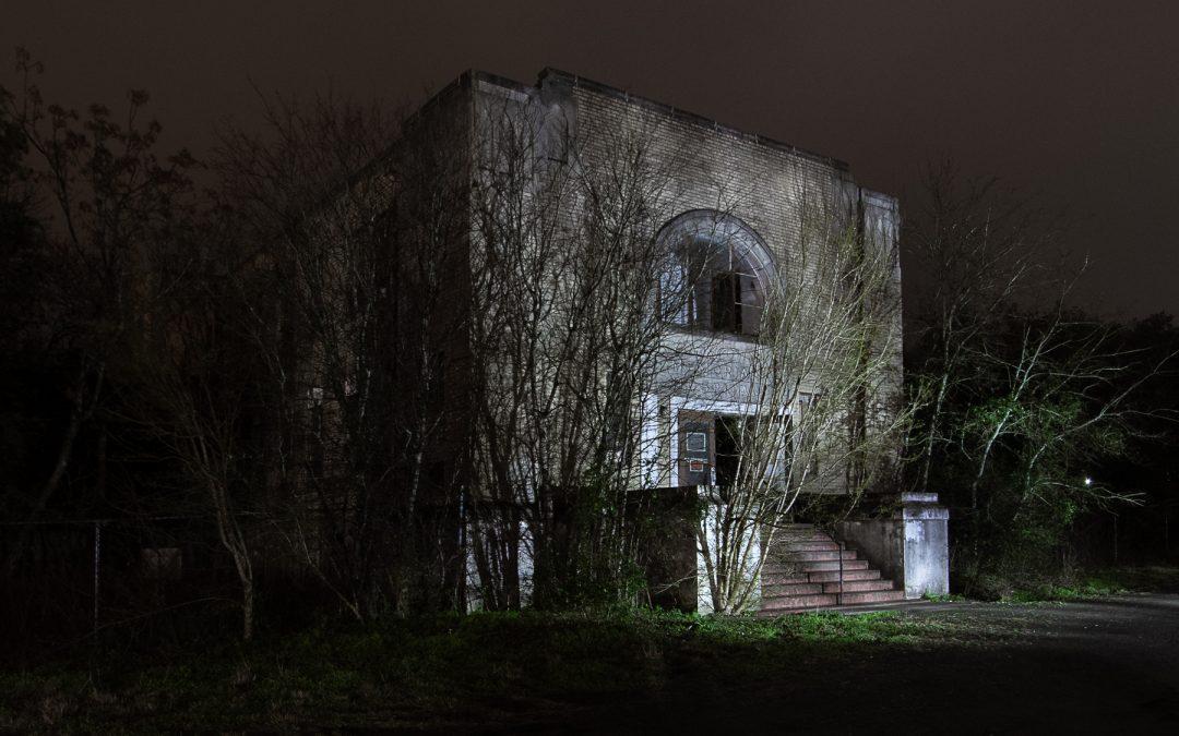 Abandoned Yorktowm Memorial Hospital