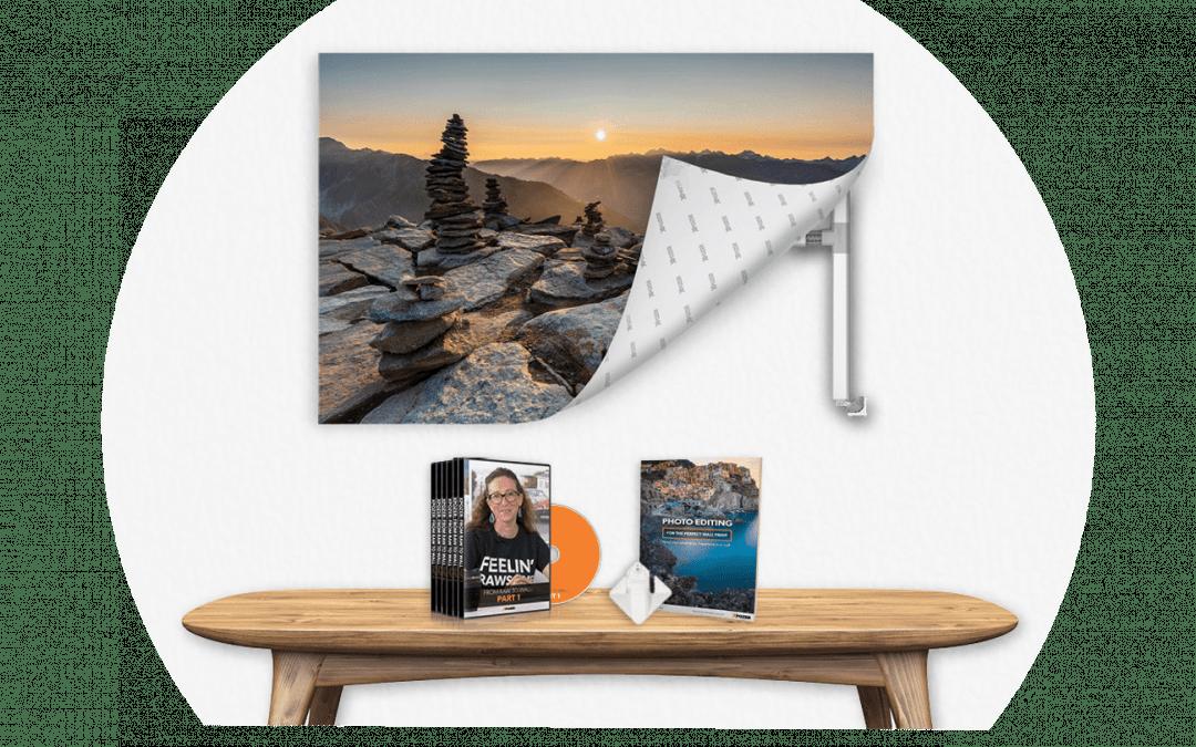 XPOZER: A New Way To Hang Prints!
